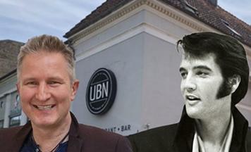 Elvis - Foredrag med Stig Ulrichsen